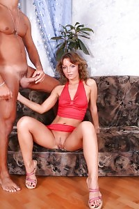 Sexual Ginger Maya Teases Her 2 Nubile Boys As She Gives Them Ass Satisfaction That Will Explode Their Mind